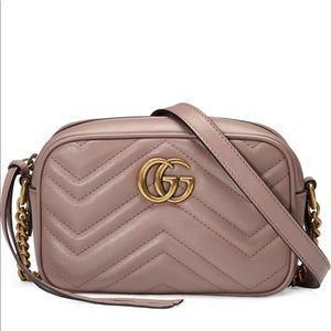 Gucci Marmont 2.0 Matelasse Leather Bag